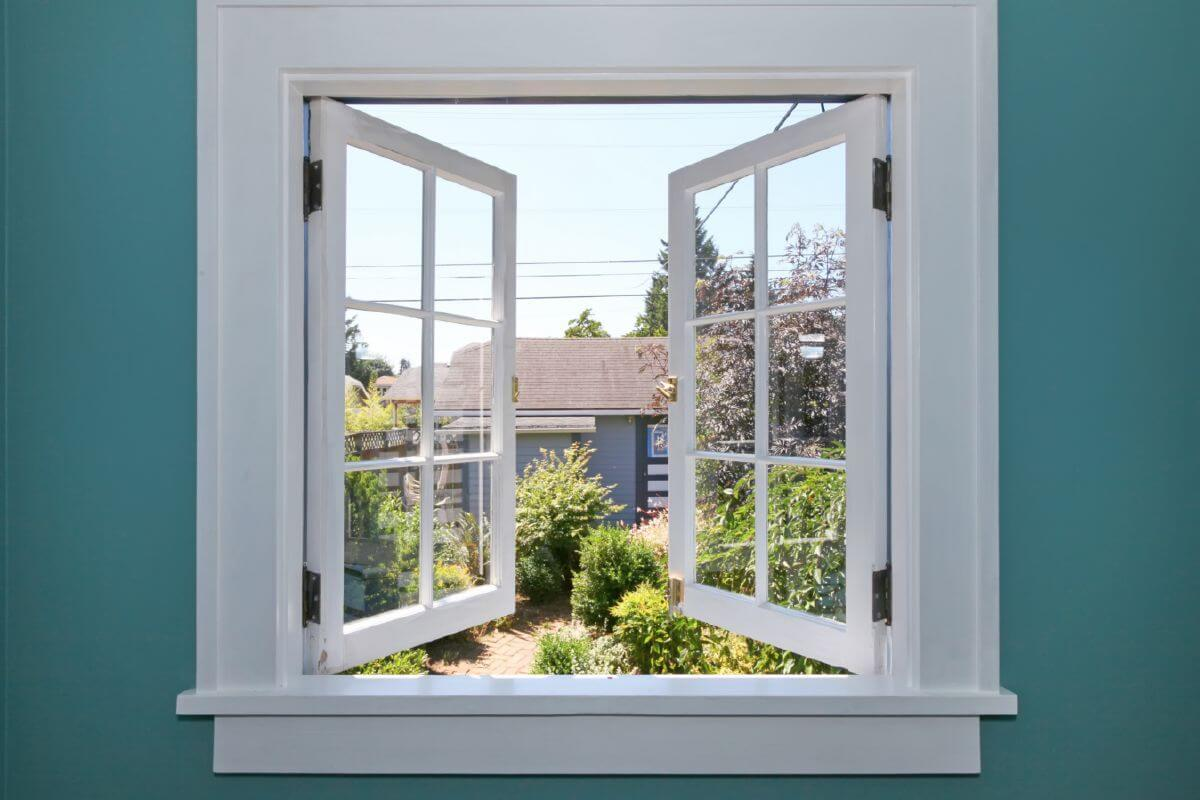 Aluminium Window Casement Hampshire