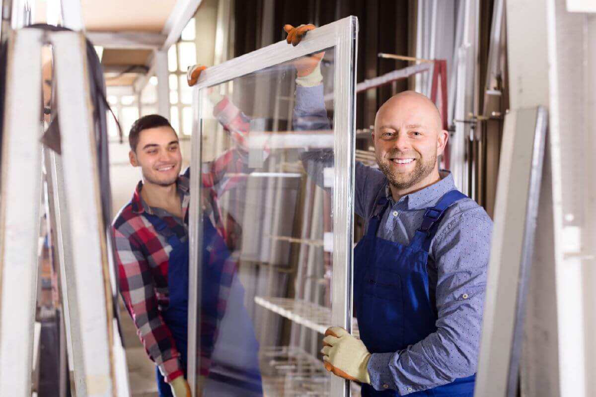 Aluminium Window Repairs Hampshire